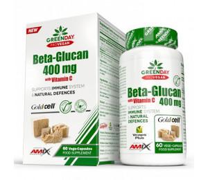 AMIX ProVegan BetaGlucan 400mg 60vcaps