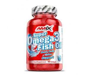 AMIX Super Omega 3 Fish Oil 90 softgels