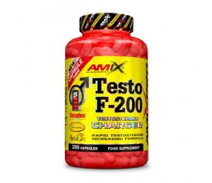 AMIX Testo F-200, 200caps