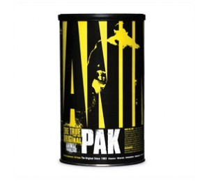 Universal Nutrition Animal Pak, 44packs
