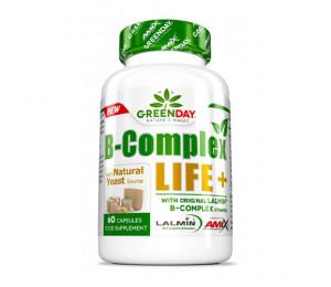 AMIX B-Complex LIFE+ 60caps