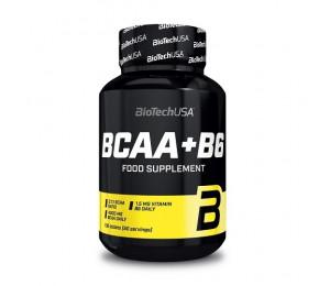 BioTech USA BCAA+B6, 100tabs