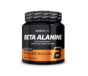 BioTech USA Beta Alanine Powder 300g
