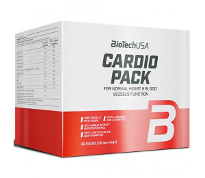 BioTech USA Cardio Pack 30packs