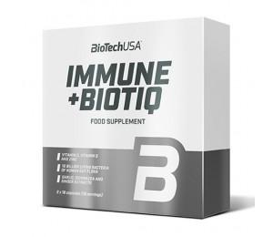 BioTech USA Immune+Biotiq 2x18caps