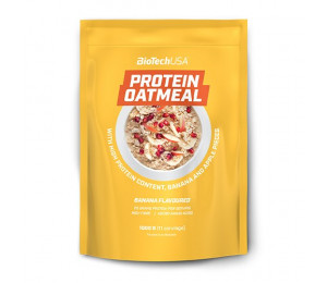 BioTech USA Protein Oatmeal 1000g