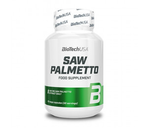 Biotech USA Saw Palmetto 60caps