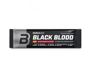 BioTech USA BLACK BLOOD NOX+ 19g