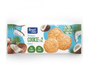 """ProteinRex Cookie 50g """"Сoconut"""" (Parim enne: 05.2020)"""