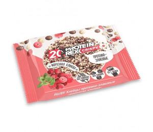 "ProteinRex Crispy 55g ""Frozen Cranberries"""
