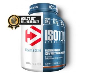 Dymatize ISO 100 Hydrolysed, 900g