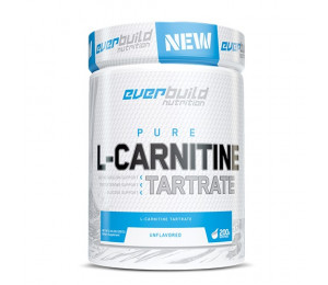 Everbuild L-Carnitine Tartrate 1000, 200g