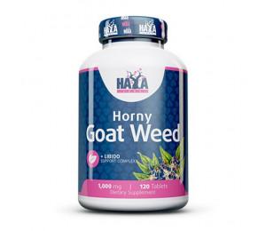 Haya Labs Horny Goat Weed 1000mg 120tabs