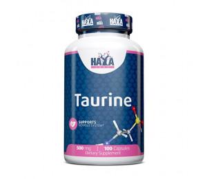 Haya Labs Taurine 500mg 100caps