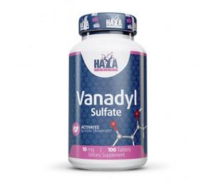 Haya Labs Vanadyl Sulfate 10mg 100tabs