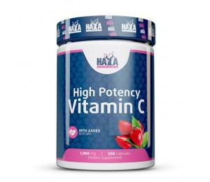 Haya Labs Vitamin C with Rose Hips 250caps