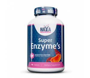 Haya Labs Super Enzyme Complex 90tabs