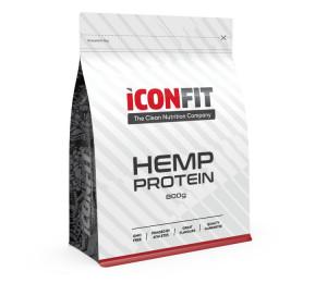 ICONFIT Hemp Protein (Kanepiproteiin 800g)