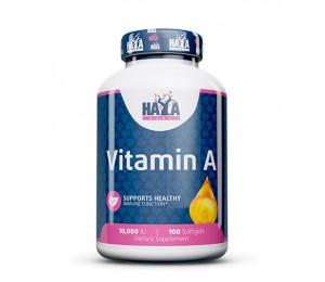 Haya Labs Vitamin A 100 softgels