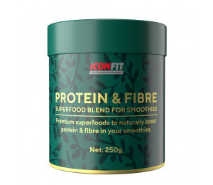 ICONFIT Smoothie Protein & Fibre 250g
