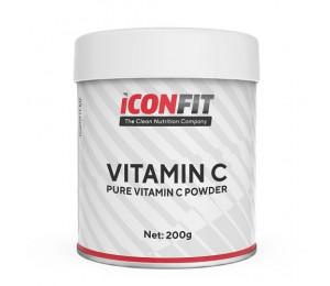 ICONFIT Vitamin C Pulber 200g