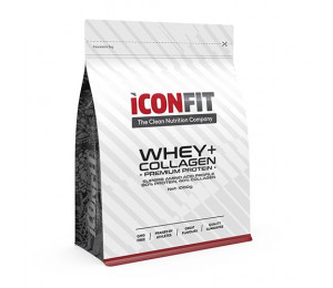 ICONFIT Whey + Collagen 1000g