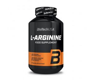 BioTech USA L-Arginine 90caps