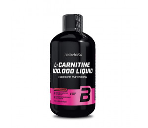 BioTech USA Liquid L-Carnitine 100.000mg, 500ml