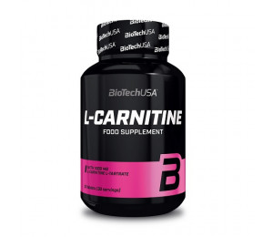 BioTech USA L-Carnitine 1000mg, 30tabs