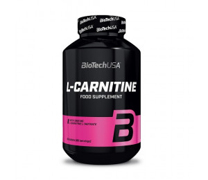 BioTech USA L-Carnitine 1000mg, 60tabs