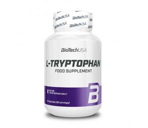 BioTech USA L-Tryptophan 60tab