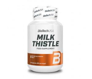 BioTech USA Milk Thistle, 60caps