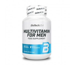 BioTech USA Multivitamin for Men, 60tabs