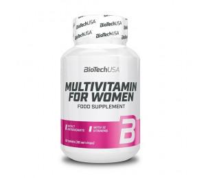 BioTech USA Multivitamin for Women, 60tabs