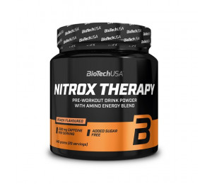 BioTech USA NITROX THERAPY, 340g