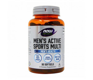 Now Foods Men's Active Sports Multi 90 softgels
