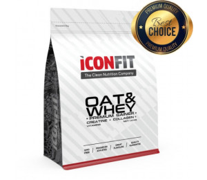 ICONFIT OAT&WHEY Pro Gainer 1400g