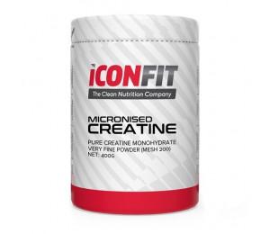 ICONFIT Micronized Creatine Monohydrate 400g
