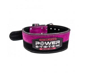 Power System Belt Strong Femme Pink