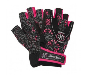 Power System Gloves Classy Pink