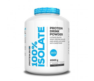 Protein.Buzz Whey Isolate 2000g