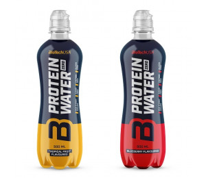 BioTech USA Protein Water Zero 500ml