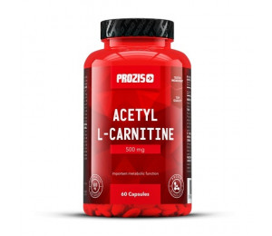 Prozis Acityl L-Carnitine 500mg, 60caps