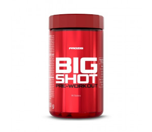 Prozis Big Shot Pre-Workout 90 tabs
