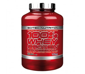 Scitec 100% WHEY PROTEIN PROFESSIONAL, 2350g