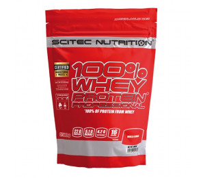 Scitec 100% WHEY PROTEIN PROFESSIONAL, 500g
