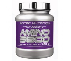 Scitec Amino 5600, 500tabs