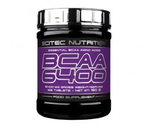 Scitec BCAA 6400, 125tabs