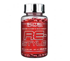 Scitec RE-STYLE, 120caps