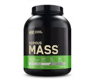 Optimum Nutrition Serious Mass, 2.72kg (Parim enne 05.2021)